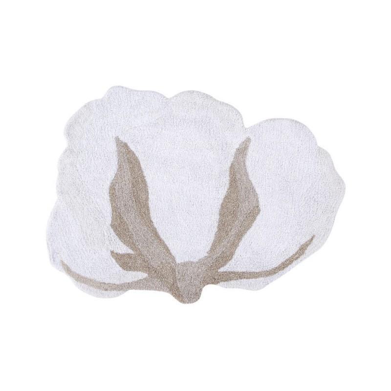 Alfombra Cotton Flower Lorena Canals