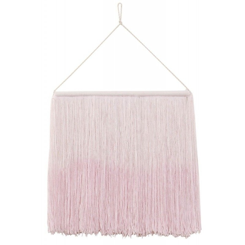Colgante Pared Tie-Dye Pink Lorena Canals