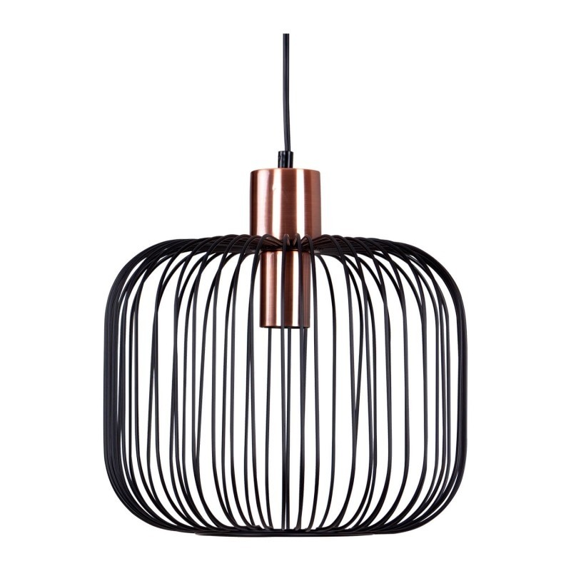 Lámpara de Techo Rosell Negro