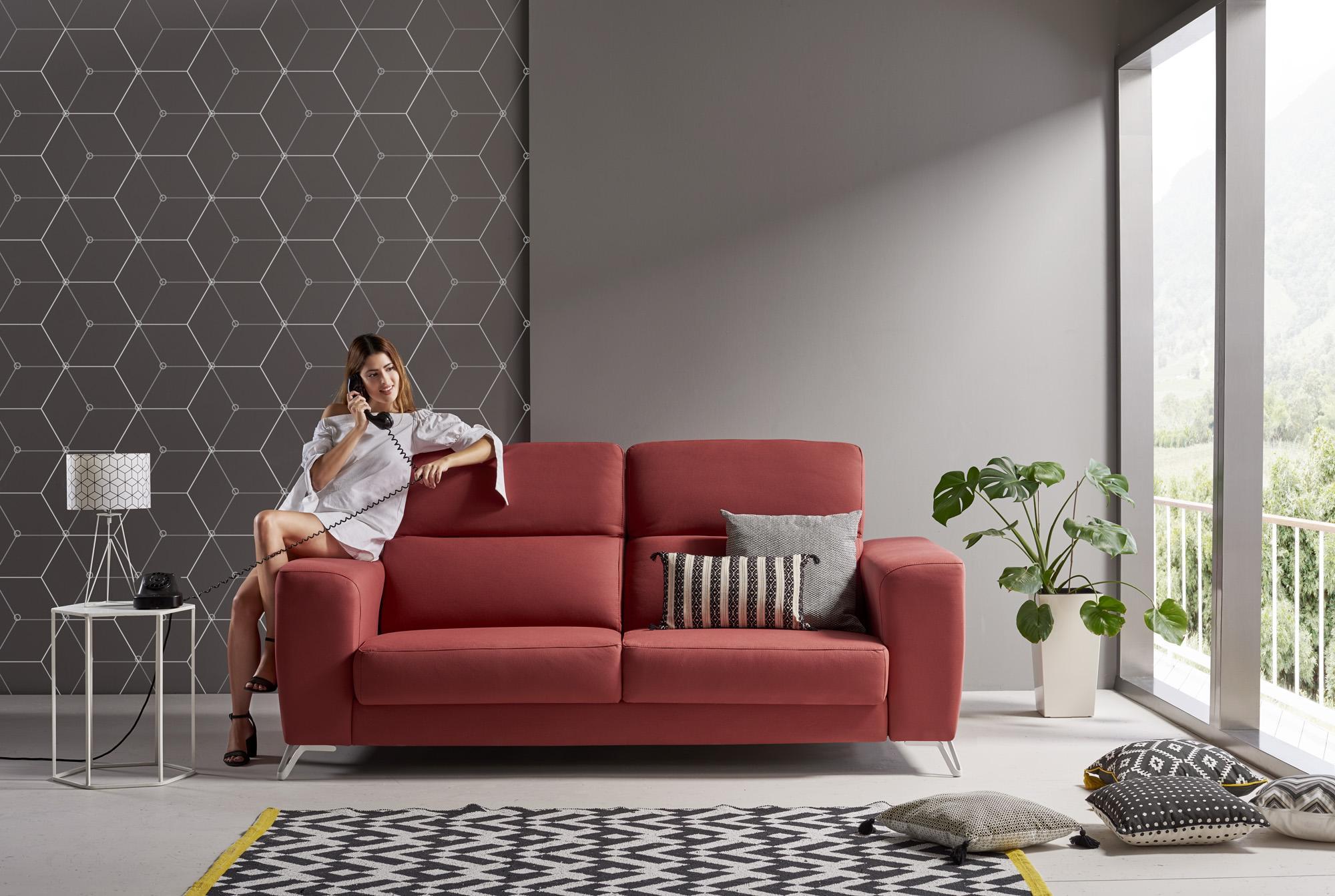Sofá cama pequeño modelo Colonia de Noryk Home