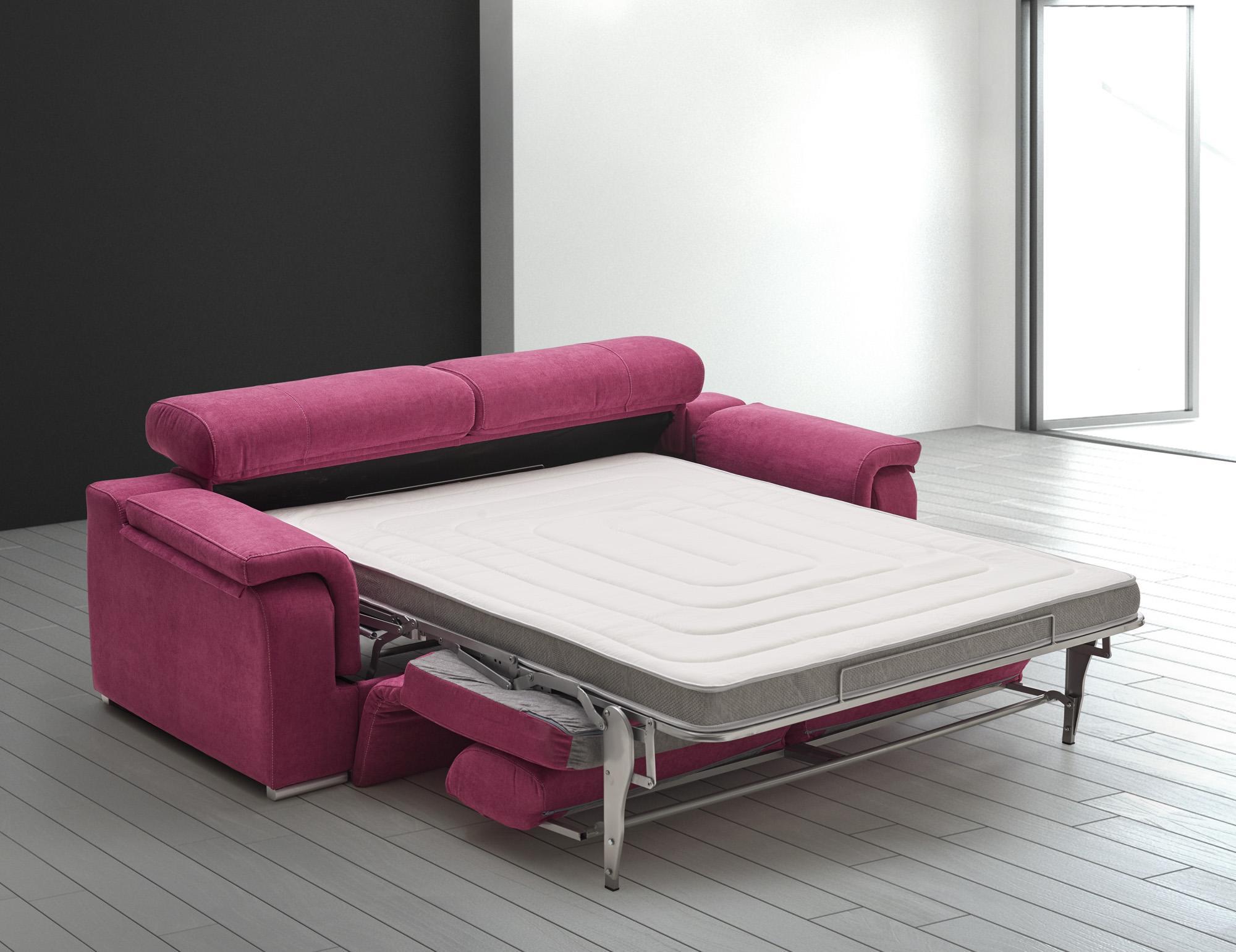 Sofá cama desplegable modelo Croacia de Noryk