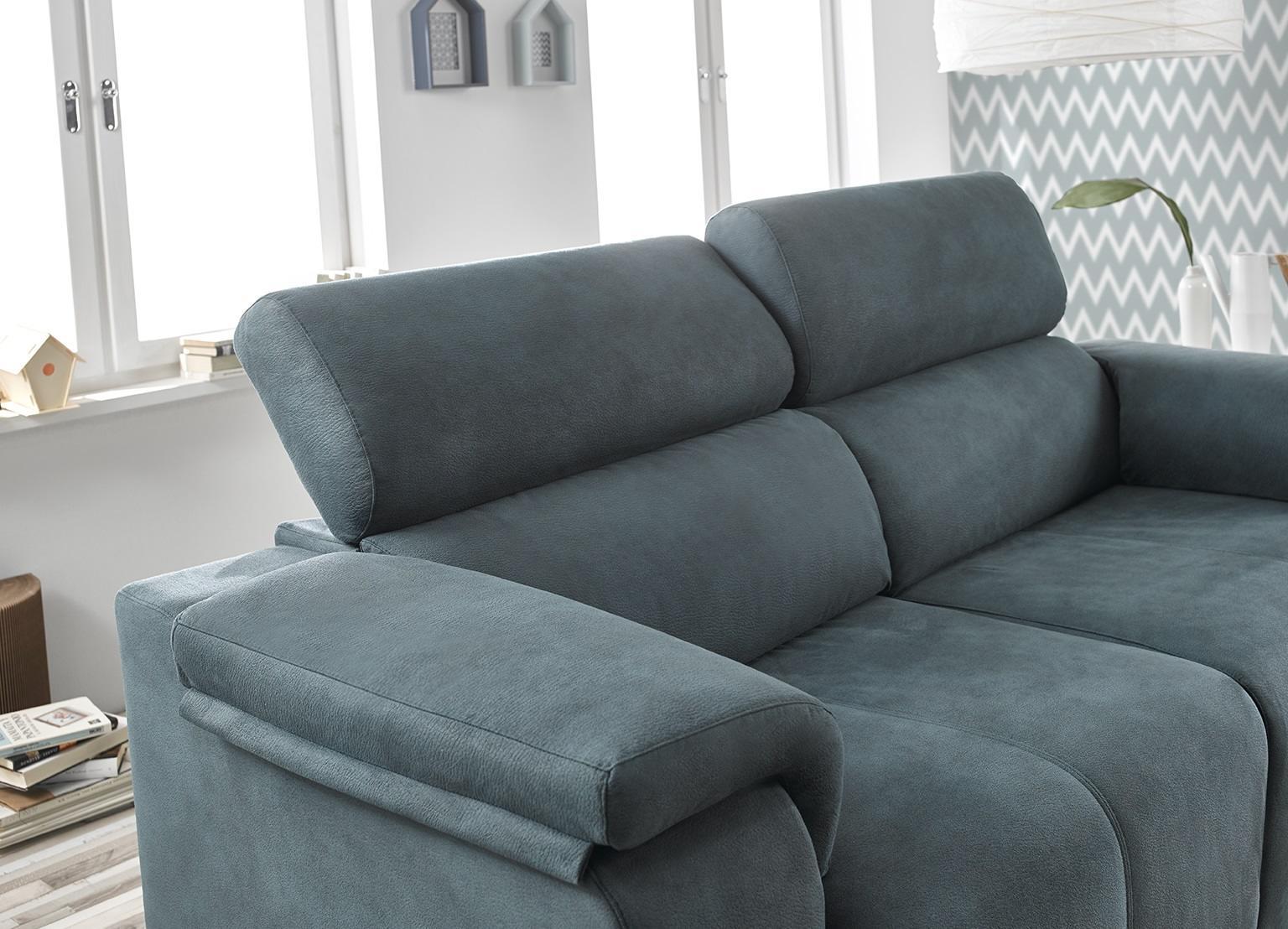 Sofá cama chaise long de la marca Noryk modleo Calais