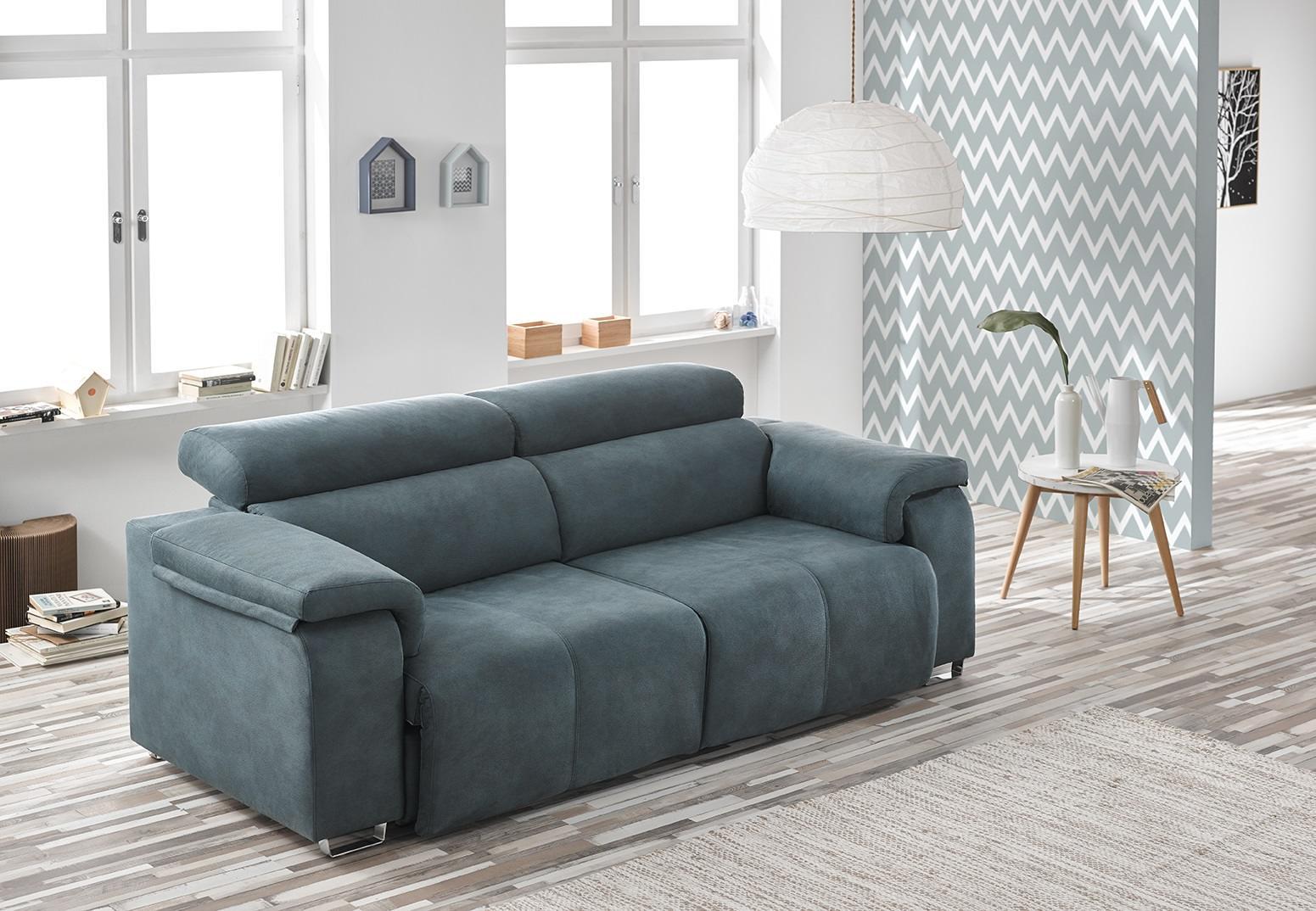 Sofá cama Chaise longe modelo calais de Noryk