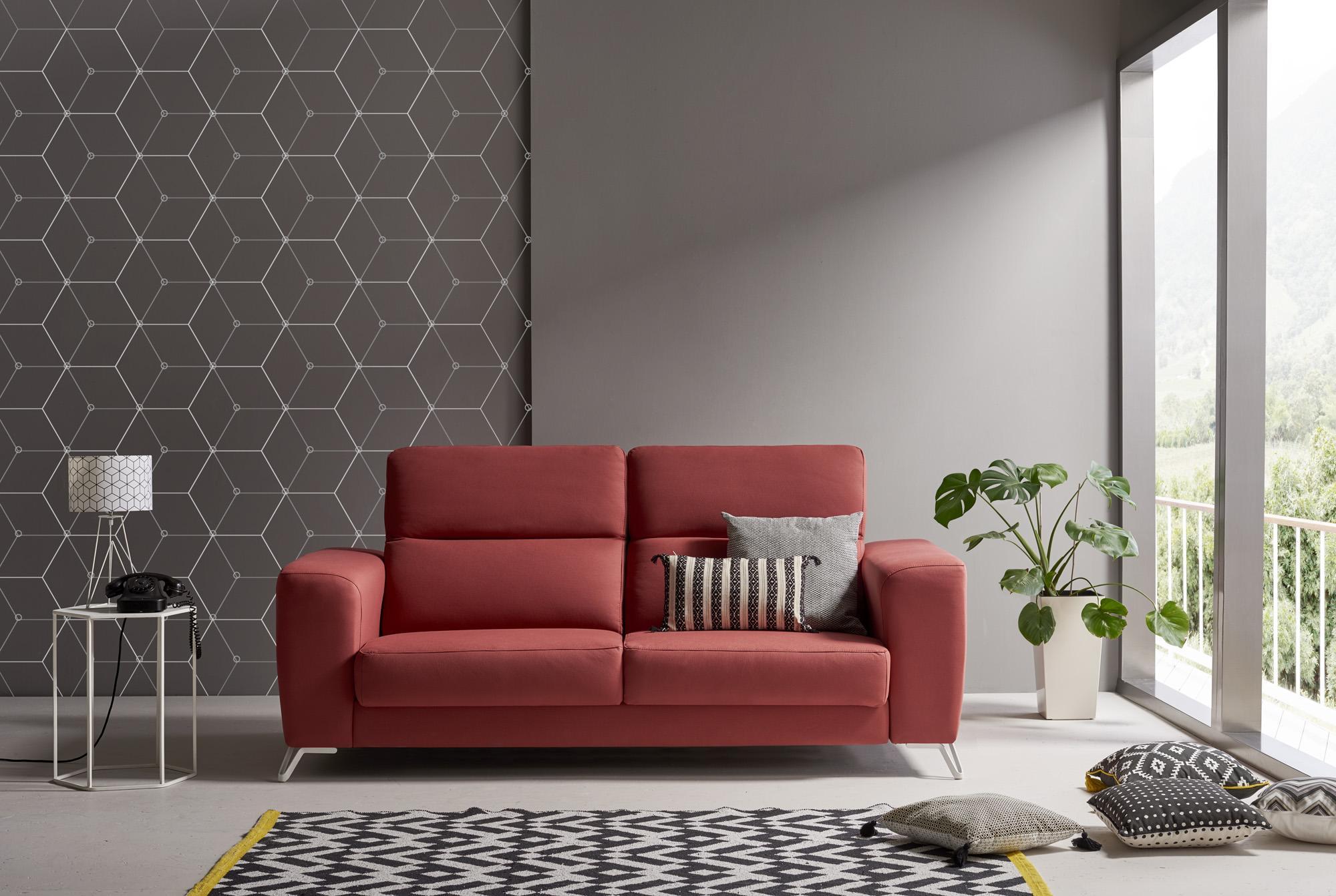 Sofá cama confortable modelo Colonia de Noryk